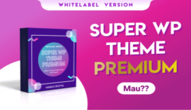 Super WP Theme Premium