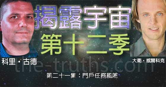 揭露宇宙:第十二季第二十一集:門戶任務風險