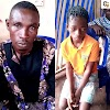 MAN ARRESTED AFTER CLAIMING THAT 10 YEARS OLD GIRL IS HIS WIFE IN EDO STATE,(VIDEO).