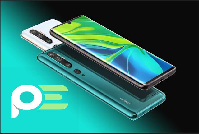 سعر و مواصفات هاتف Xiaomi Mi Note 10 فى مصر و العالم العربى