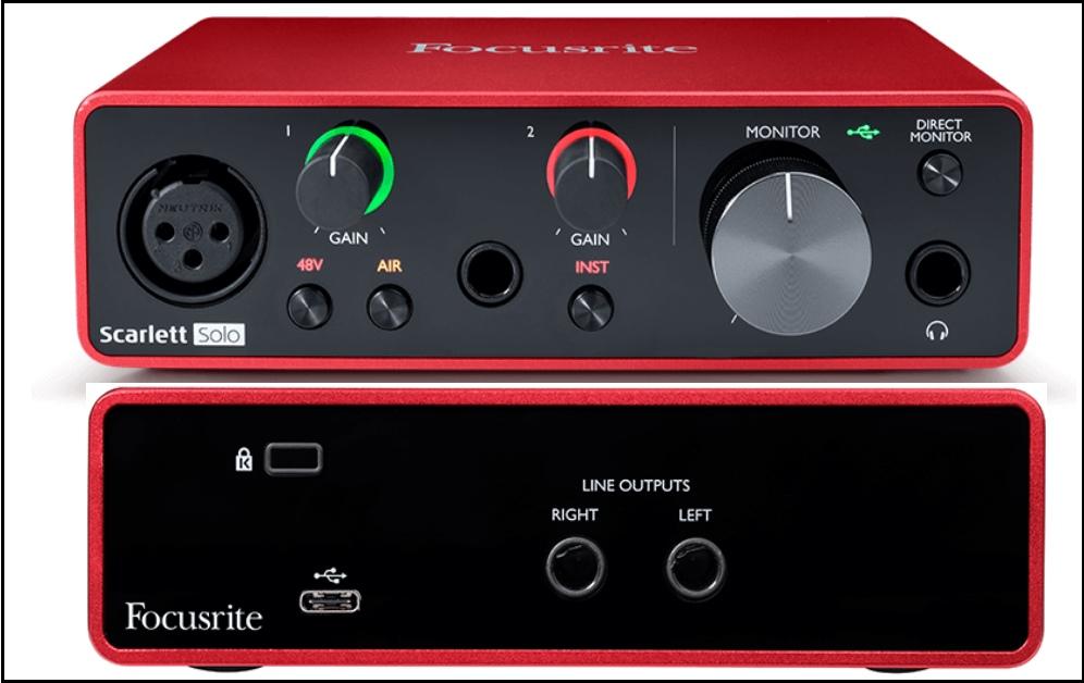 focusrite-scarlett-solo-usb-audio-interface-back-and-rear-side