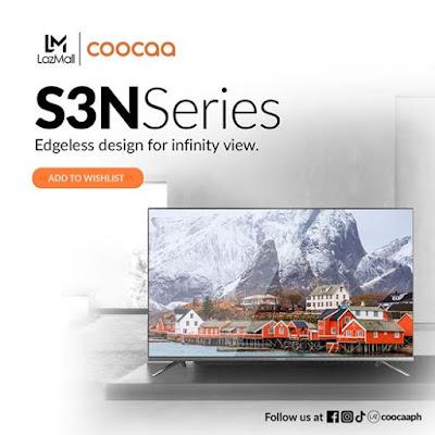 Buy Coocaa 55S3N Smart Netflix TV