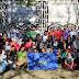BUSSACO - Voluntários de 13 países plantam 3500 árvores em quatro dia