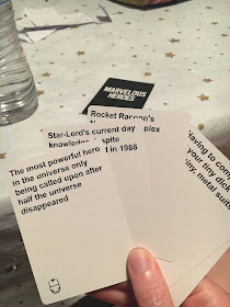 Cards Against Humanity style Cards in Hand