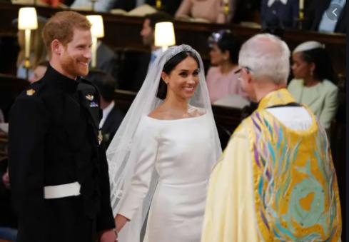 Meghan & Prince Harry married secretly before royal wedding