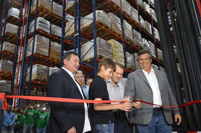 Inauguração de novo CD do Grupo Mateus consolida setor como um dos maiores do Nordeste