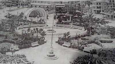 En Conmemoración del aniversario de la inauguración del emblemático Parque 5 de noviembre, de la Ciudad de Colón.
