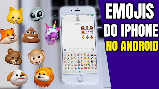 COMO TER OS EMOJIS DO IPHONE NO ANDROID