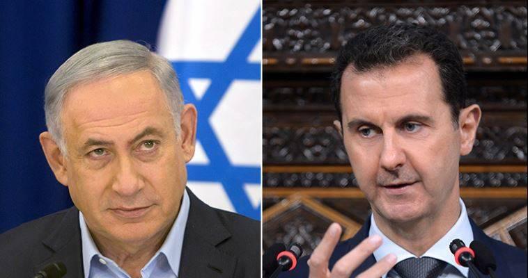 Με τις ευλογίες της Μόσχας μυστικές επαφές Άσαντ με Νετανιάχου