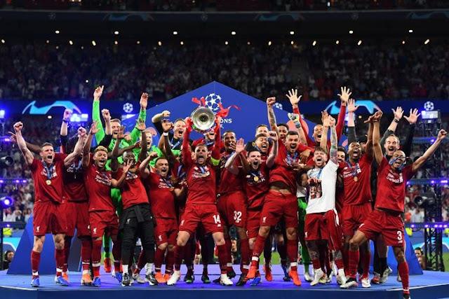 Dominasi Liverpool di Jagad Eropa Masih Berlanjut