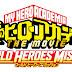 "NUEVO POSTER DE ""MY HERO ACADEMIA: WORLD HEROES' MISSION"""