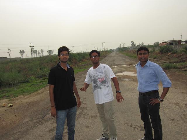 near mathura