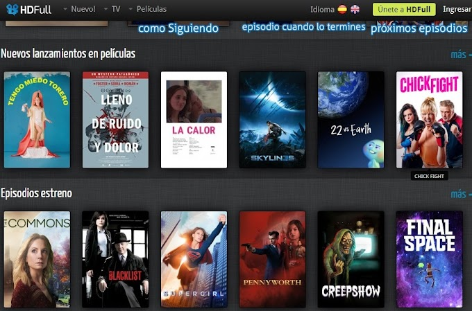 HDFull 2021: Top 10 HDFull.co Alternatives (100% legal) For Movies and TV Series with Albanian Subtitles
