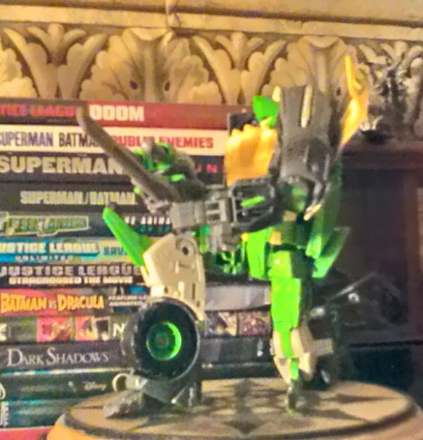 Springer, Wrecker, Triple Changer