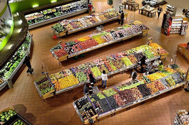 High Profit Groceries Business Idea - Supermarket