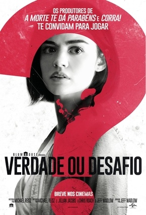 Verdade ou Desafio Filmes Torrent Download capa