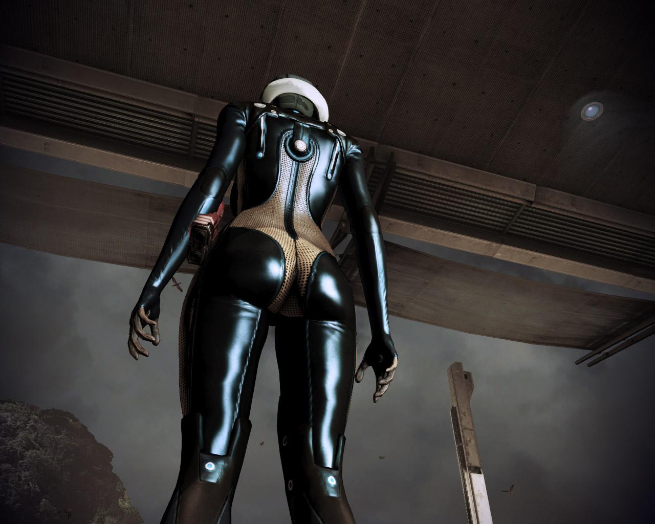 Mass Effect PS3 - Screens, Screenshots, Bilder - GamePro