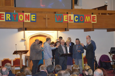 Welcome to the new look South Wales Baptist Association regional team