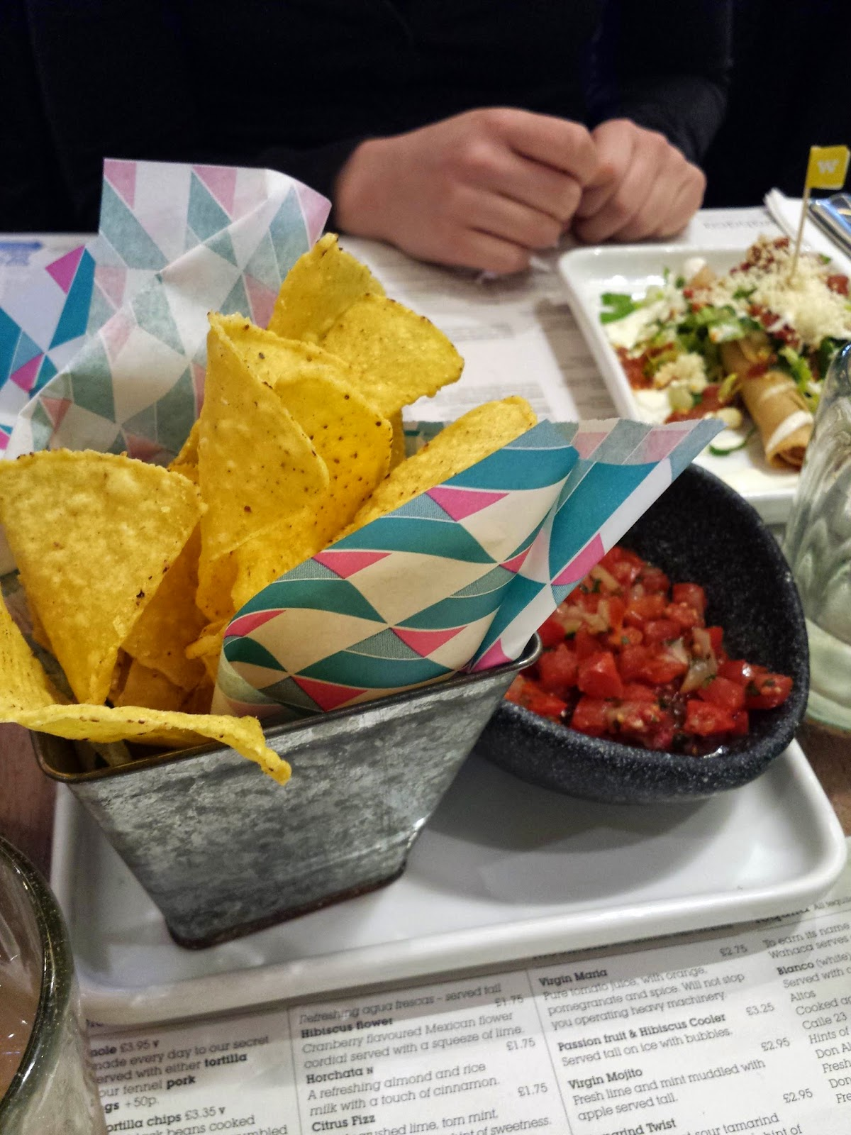 Hollister Mexican Food