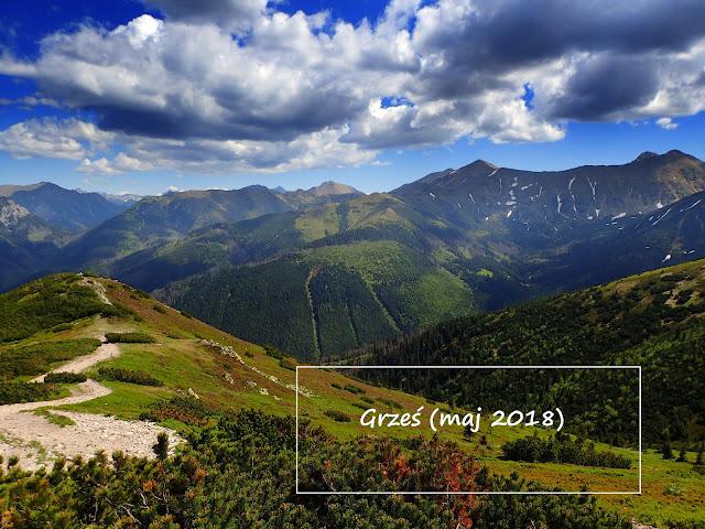 Dolina Chochołowska + Grześ 1653 m n.p.m.