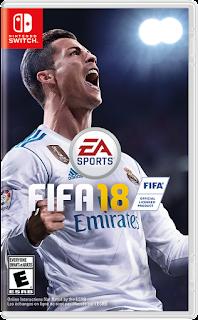 FIFA 18 Switch XCI NSP - Switch-xci com