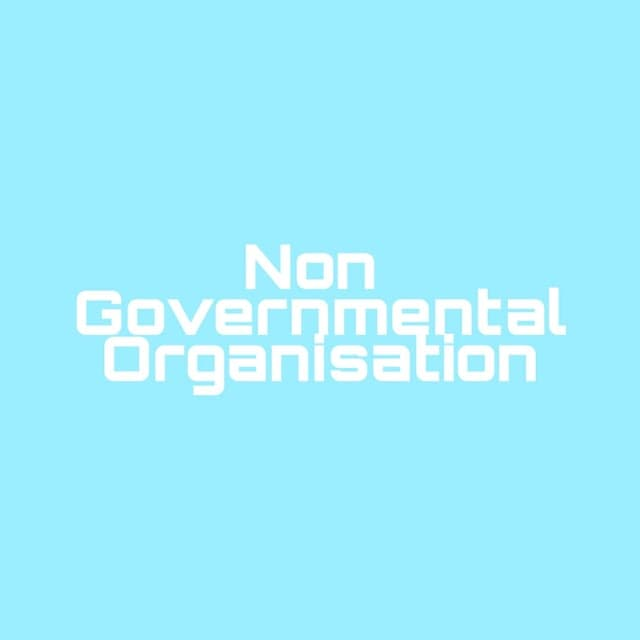 NGO Full Form - Fullformword