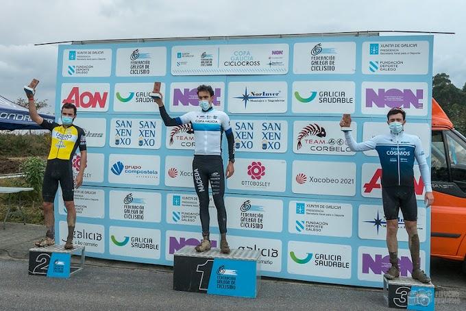 Las fotos del Ciclocross de Sanxenxo 2020 - Fotos Luz Iglesias