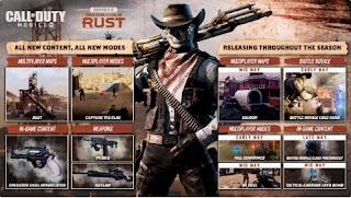 Call of Duty Mobile Tunjukkan Roadmap Season 6, Ada Berbagai Hal Baru.