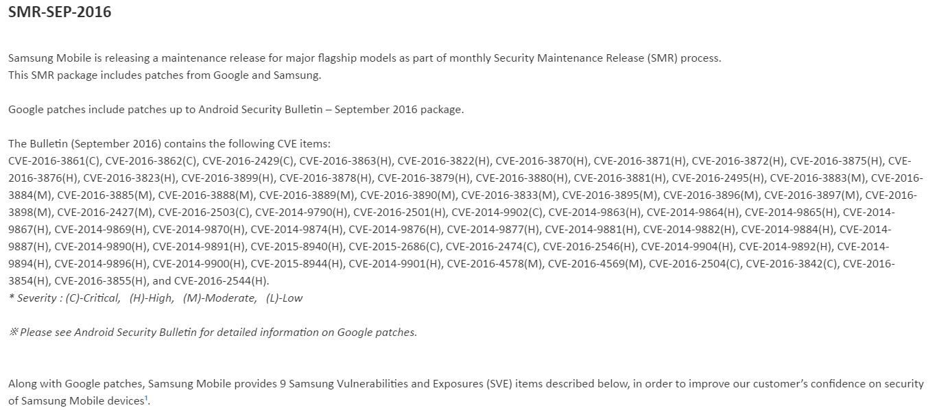 Galaxy S5 SM-G900F Update G900FXXS1CPHW Brings September