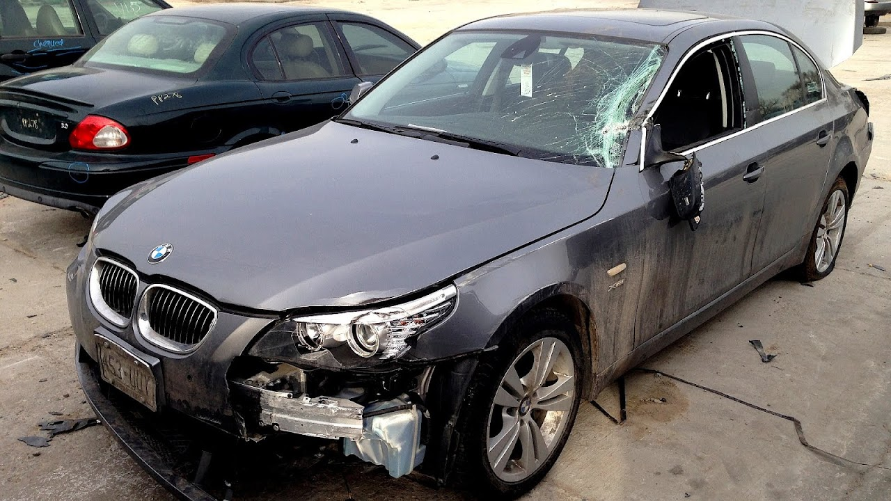 Salvage Cars From Insurance Companies