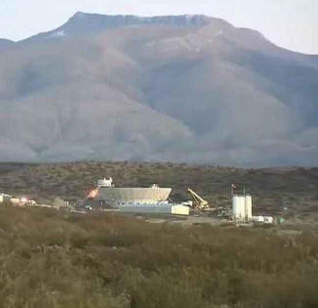 A base chinesa na Patagônia cresce aceleradamente mas as autoridades argentinas não podem entrar