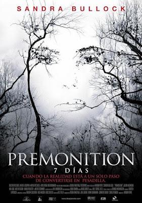 Premonition 2007 DVD R1 NTSC Latino