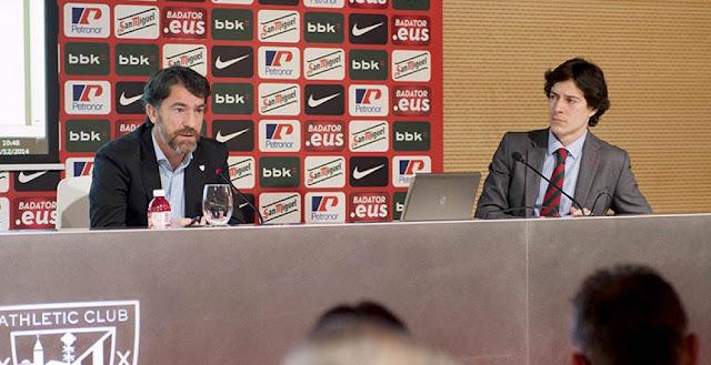 Real Madrid fichó al director de marketing del Athletic Bilbao