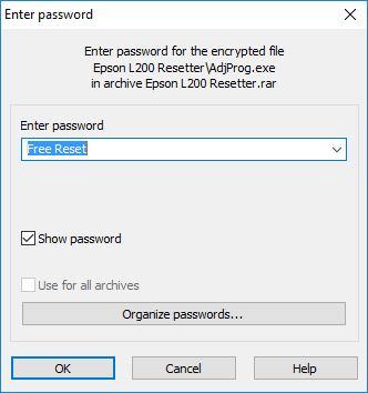 printer resetter