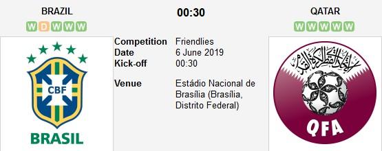 brazil vs qatar live