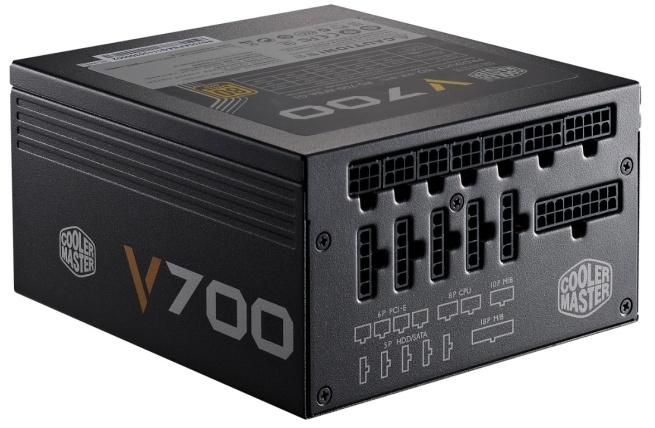 cooler master power supply v700