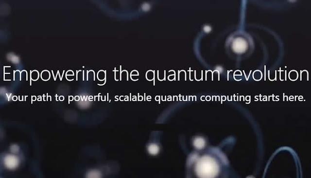 Microsoft criou uma linguagem de programação para computadores quânticos.