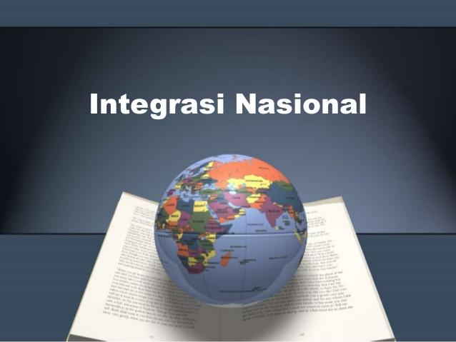 Faktor Faktor Pendorong Dan Penghambat Integrasi Nasional ...