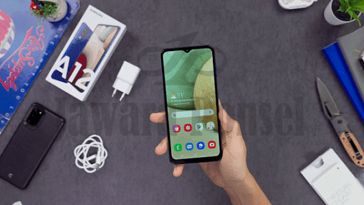 Spesifikasi Samsung Galaxy A12