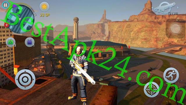 Gangstar Vegas v3.3.0m + Mod 2