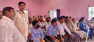 वित्तीय साक्षरता एवं ऋण वितरण शिविर आयोजित | #NayaSaberaNetwork