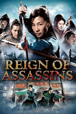 Reign Of Assassins 2010 Dual Audio Hindi 480p BluRay 350MB