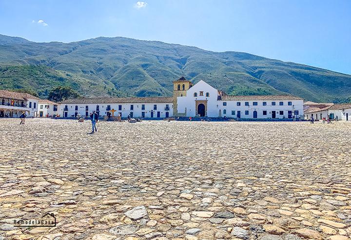 Plaza Mayor - Villa de Leyva