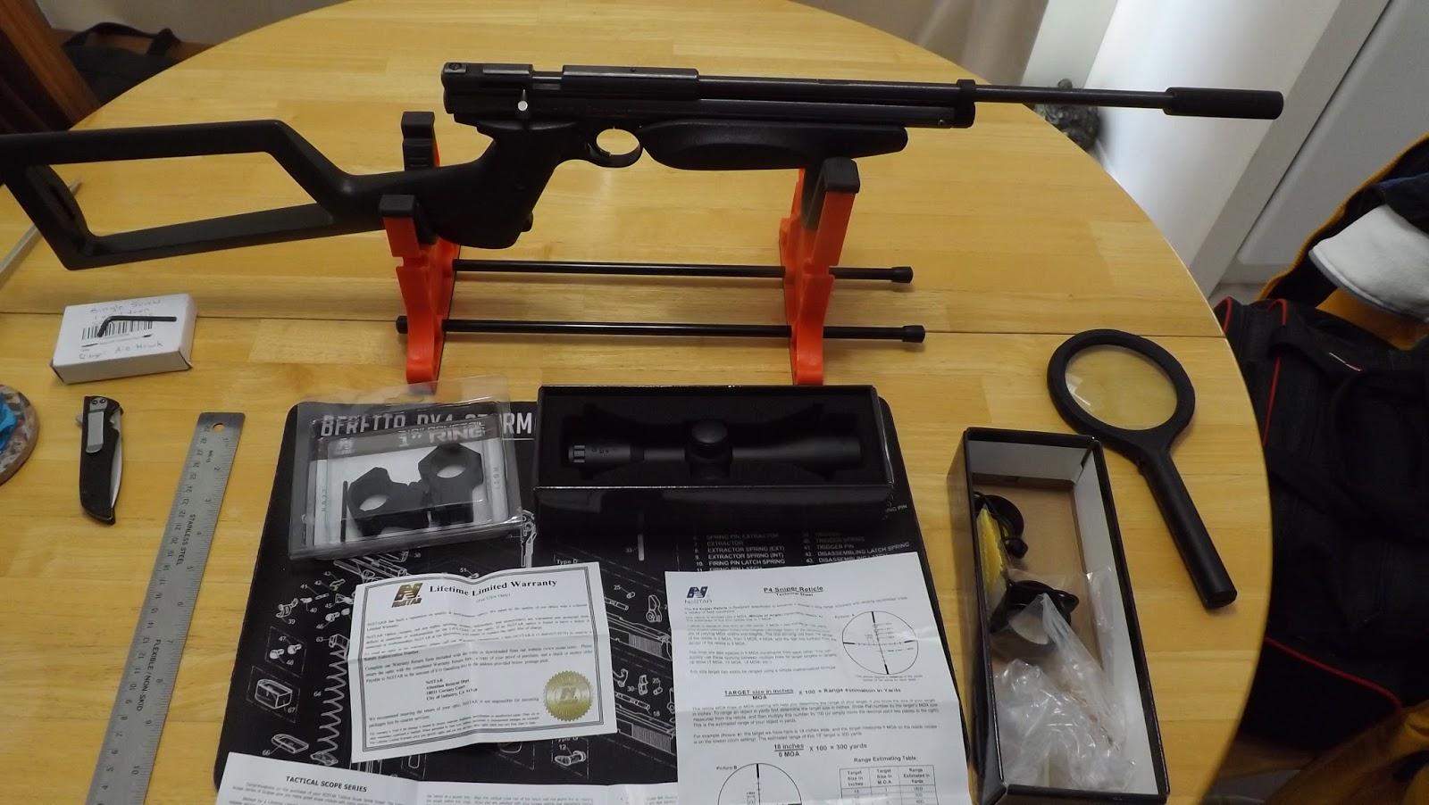 hugh u0027s custom air guns