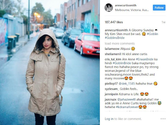 "Unkabogable Beauty: Anne Curtis Gets Spot on the ""Top 30 World's Most Beautiful Women of 2017"" List!"