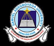 Accredited Courses in Samuel Adegboyega University - 2017/2018