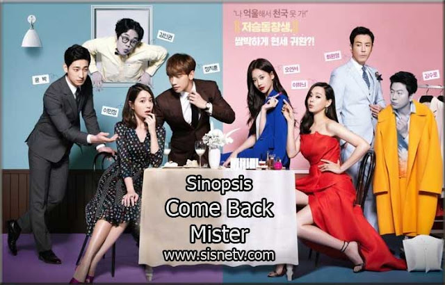 Come Back Mister NET TV Kamis 4 Maret 2021 - Episode 14