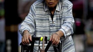 Κοντόκουσι ή φυλακή: Οι ηλικιωμένοι της Ιαπωνίας έχουν δυο επιλογές