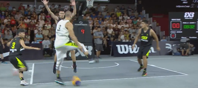 Top 5 Plays - Beijing - 2016 FIBA 3x3 World Tour (VIDEO)