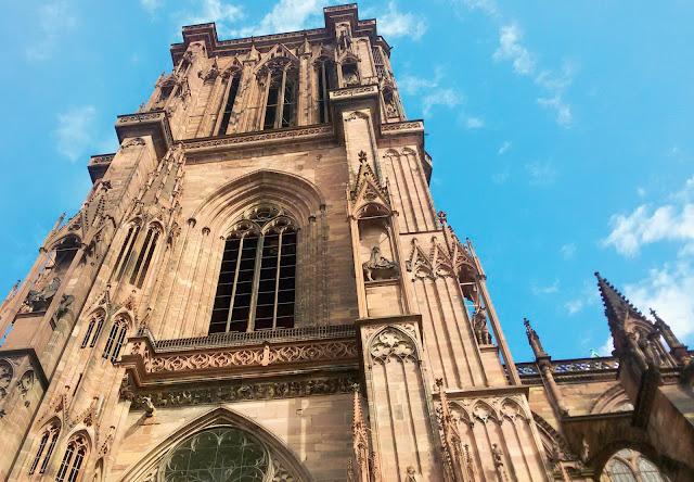 Katedra Notre-Dame, Francja, Strasbourg